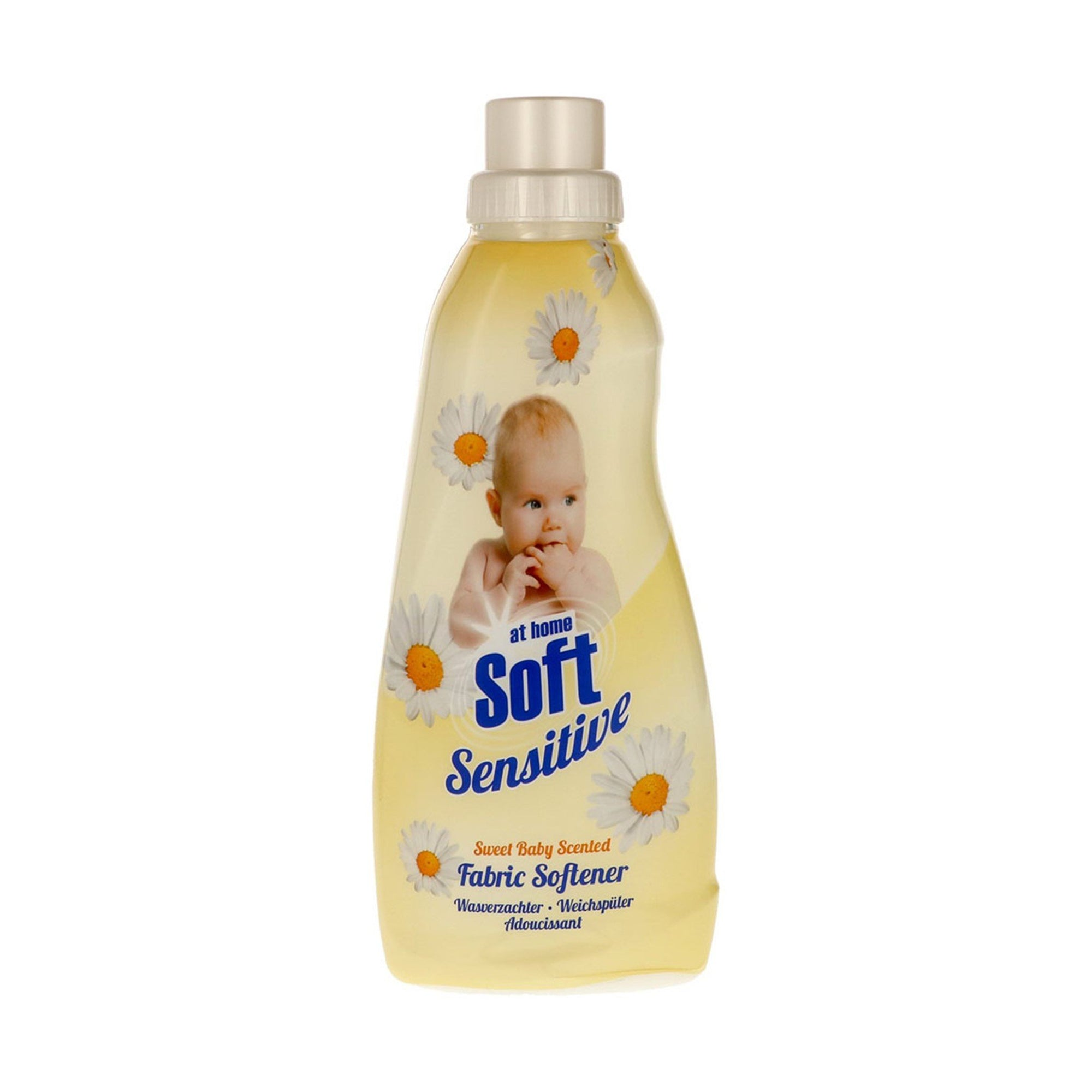 At Home Fabric Softener Sensitive 750ml