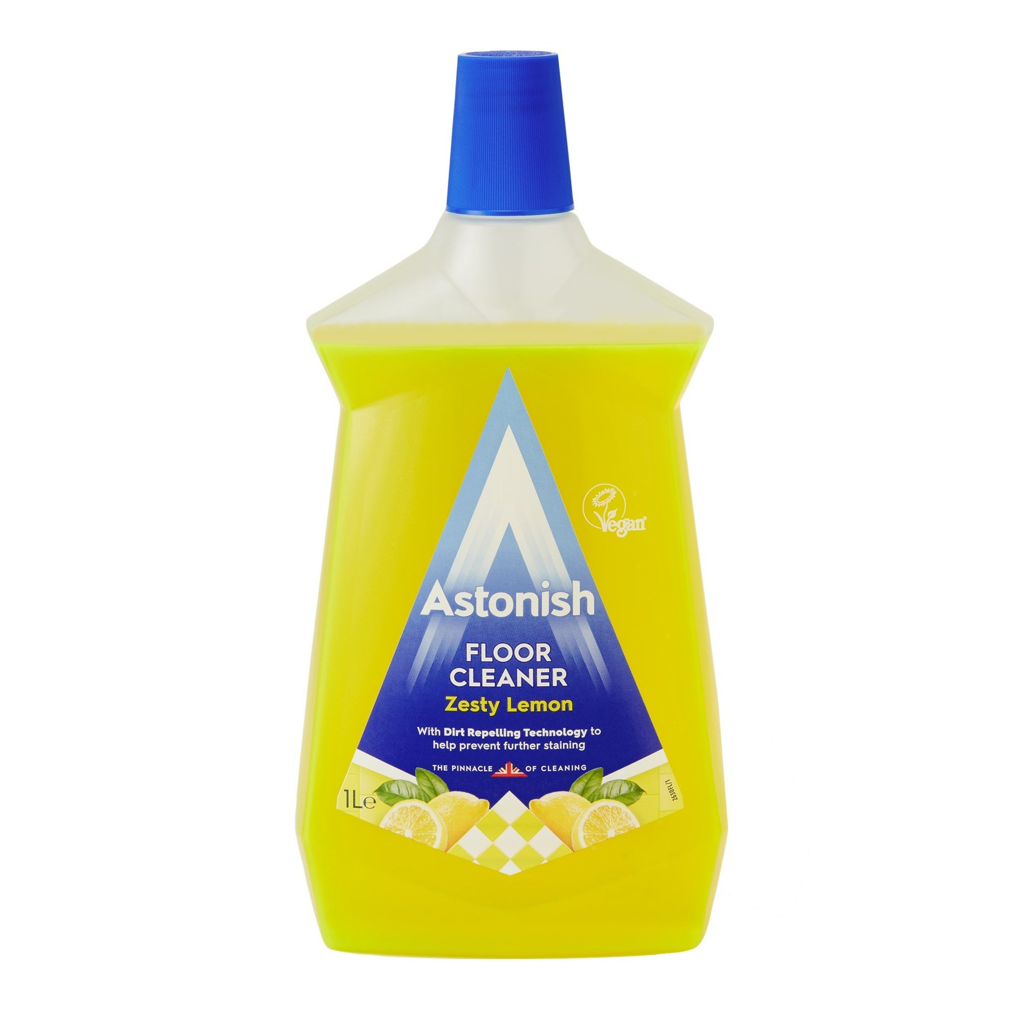 Astonish Floor Cleaner Zesty Lemon 1L