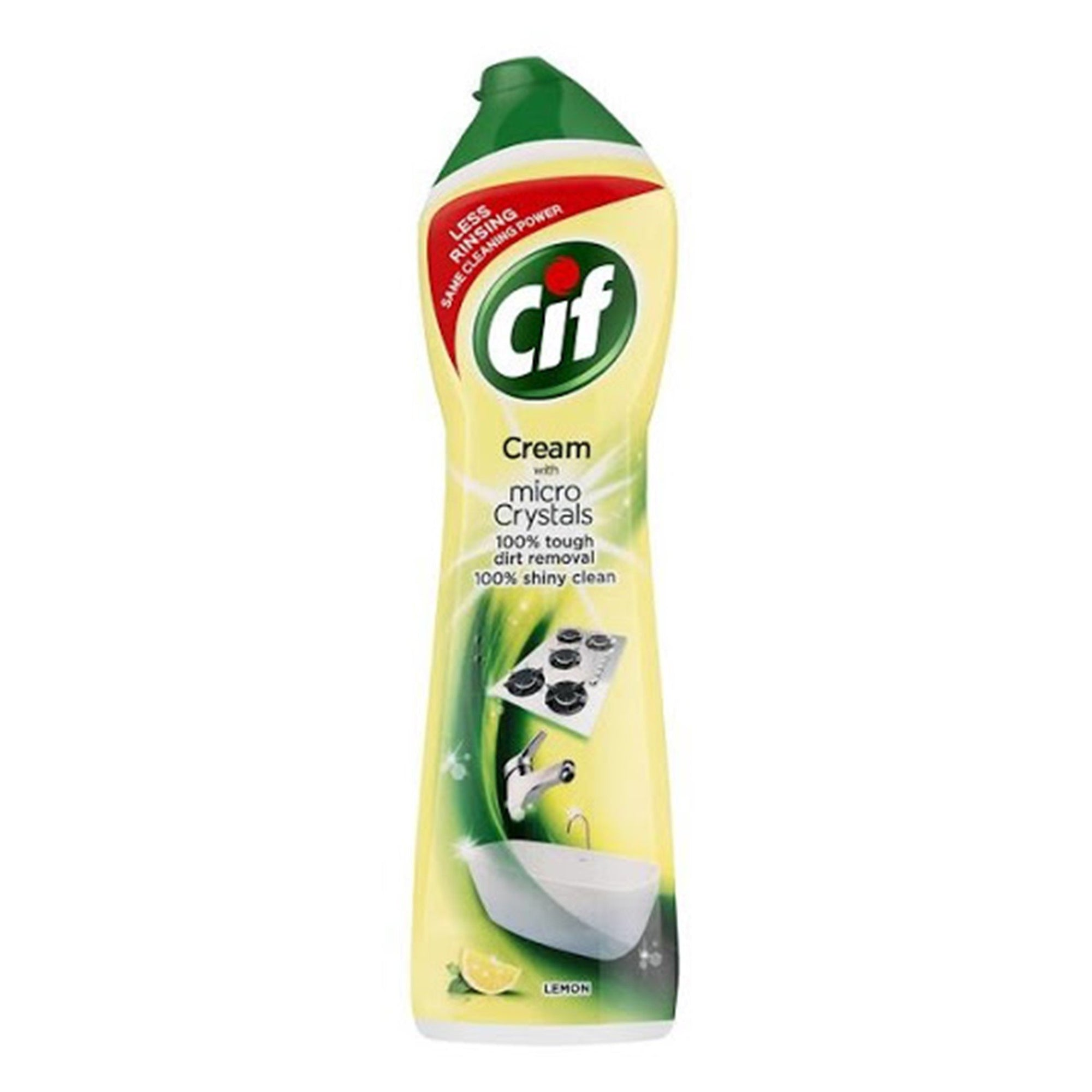 Cif Cream Cleaner Lemon 500ml