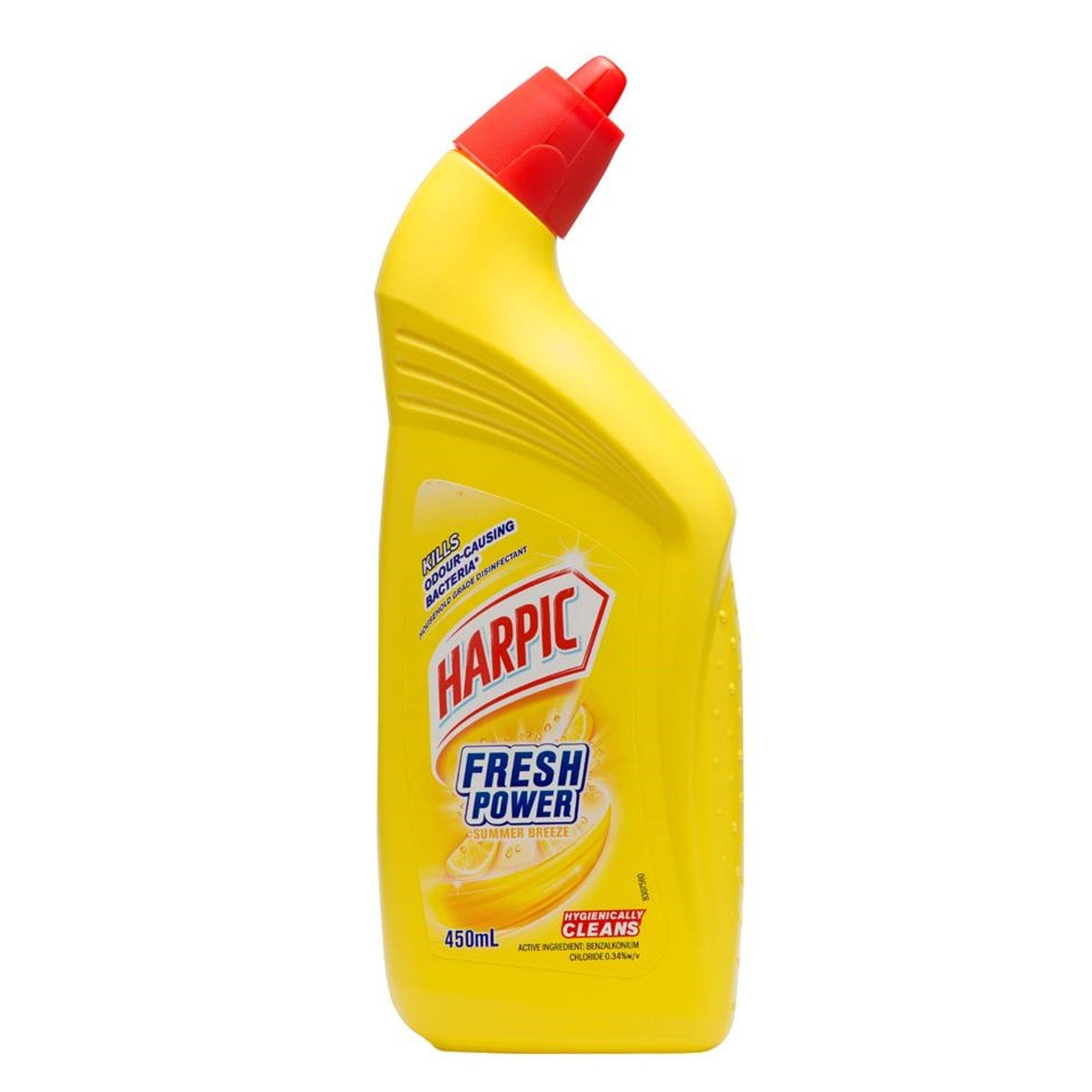 Harpic Toilet Cleaner Summer Breeze 450ml