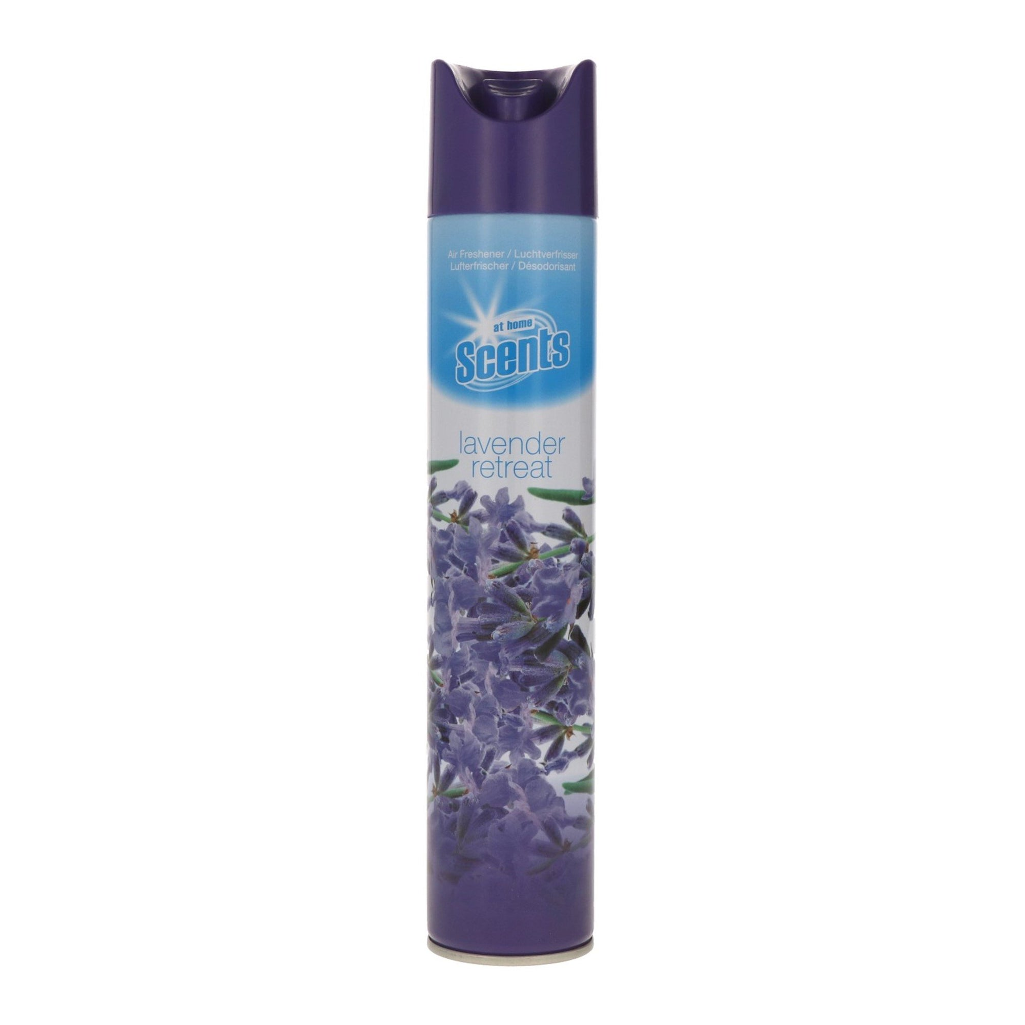 At Home Scents Air Freshener Lavender Retreat 400ml