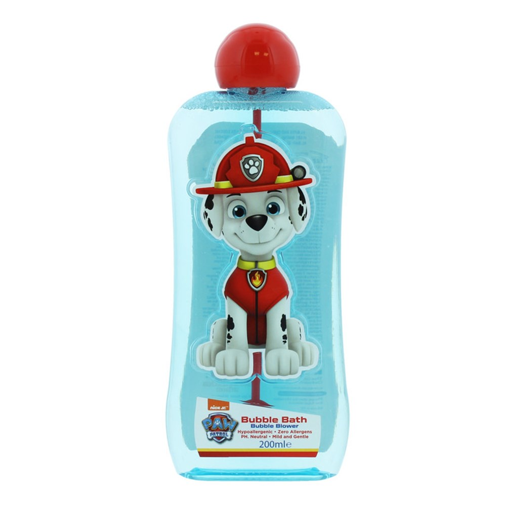 Paw Patrol 200Ml Bath Bubble Blower
