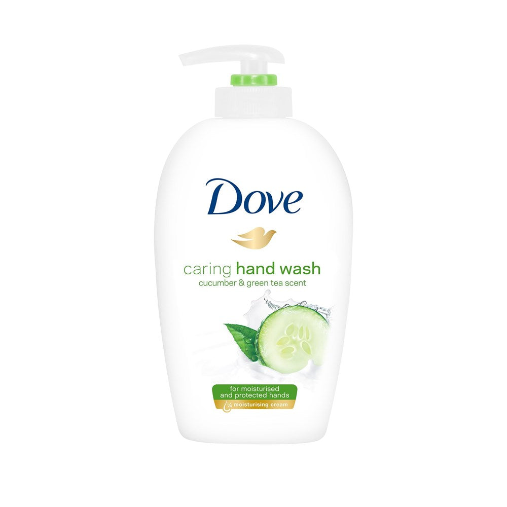 Dove Handwash Cucumber & Green Tea 250ml