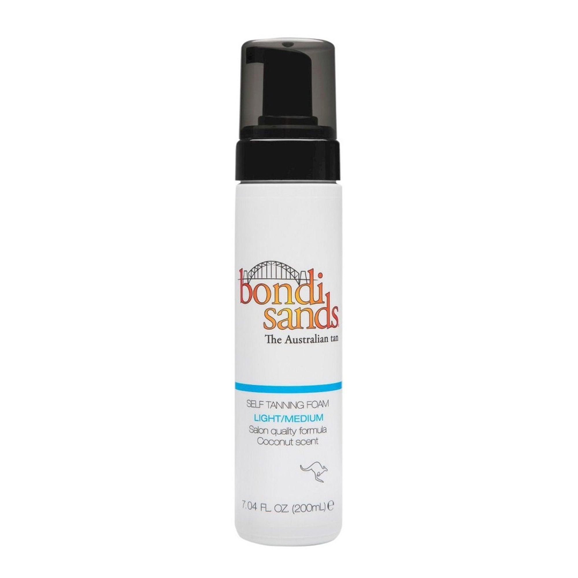 Bondi Sands Self Tanning Foam Light/Med 200ml