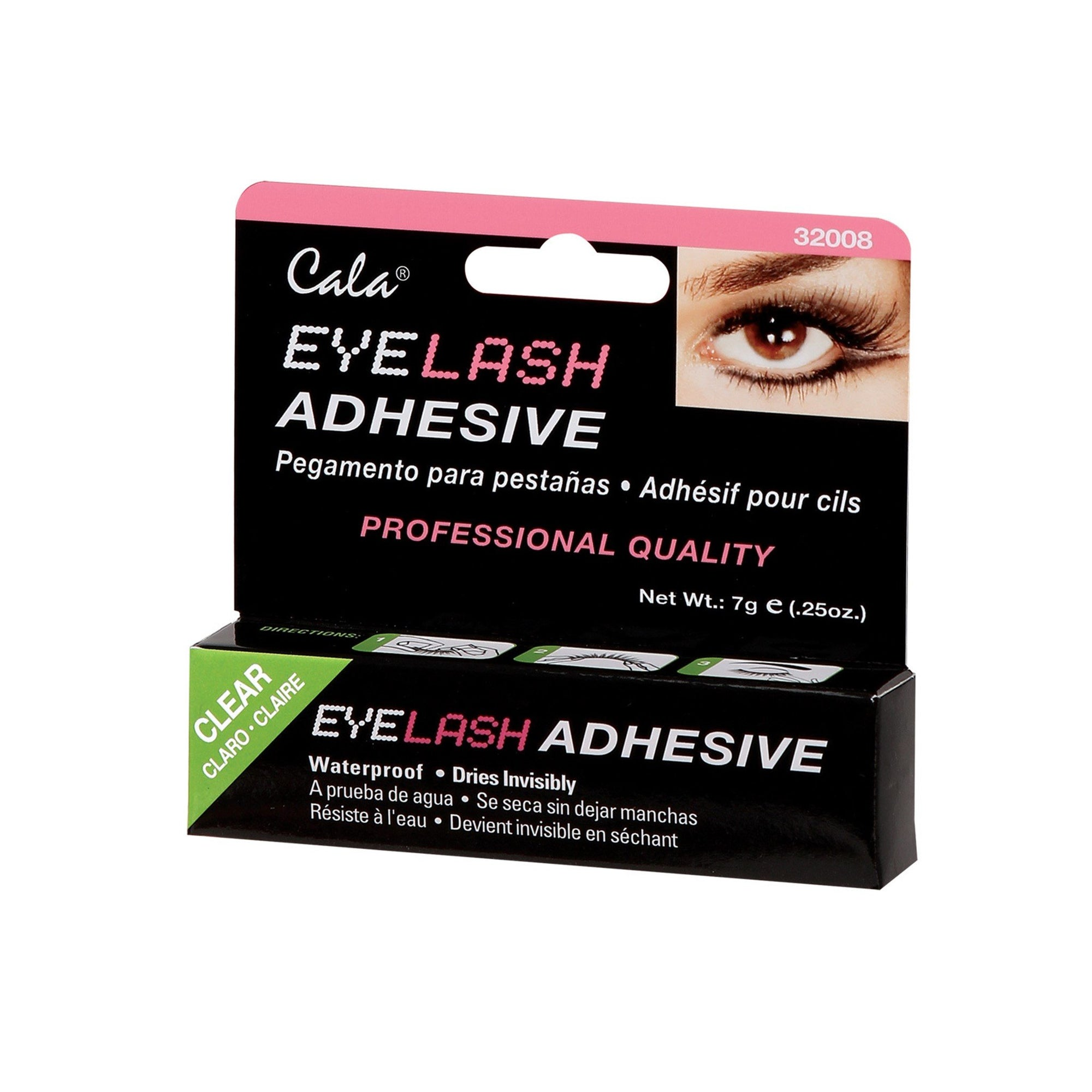 Cala Eyelash Glue Clear