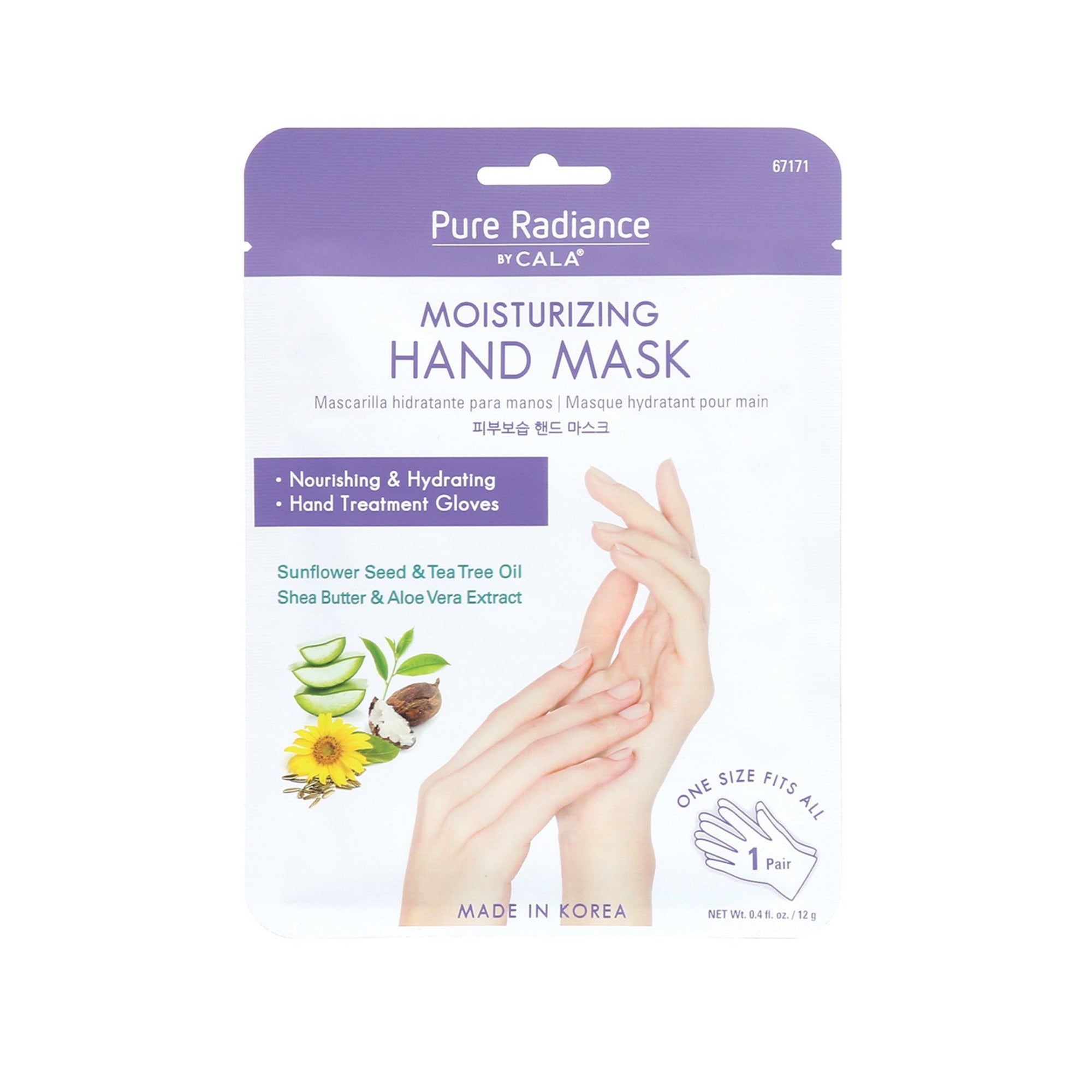 Cala Moisturizing Hand Mask 3pc