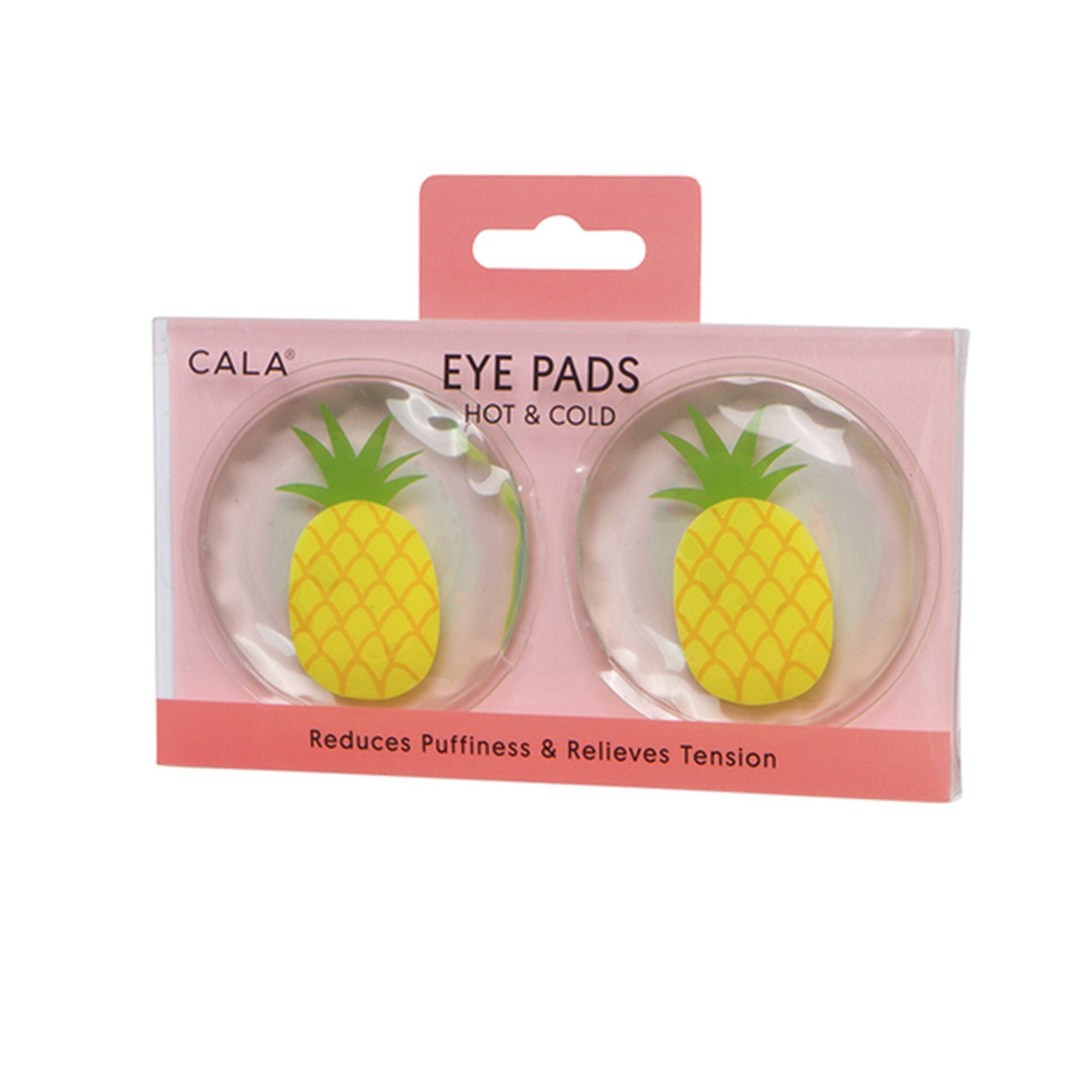Cala Hot & Cold Eye Pads - Pineapple