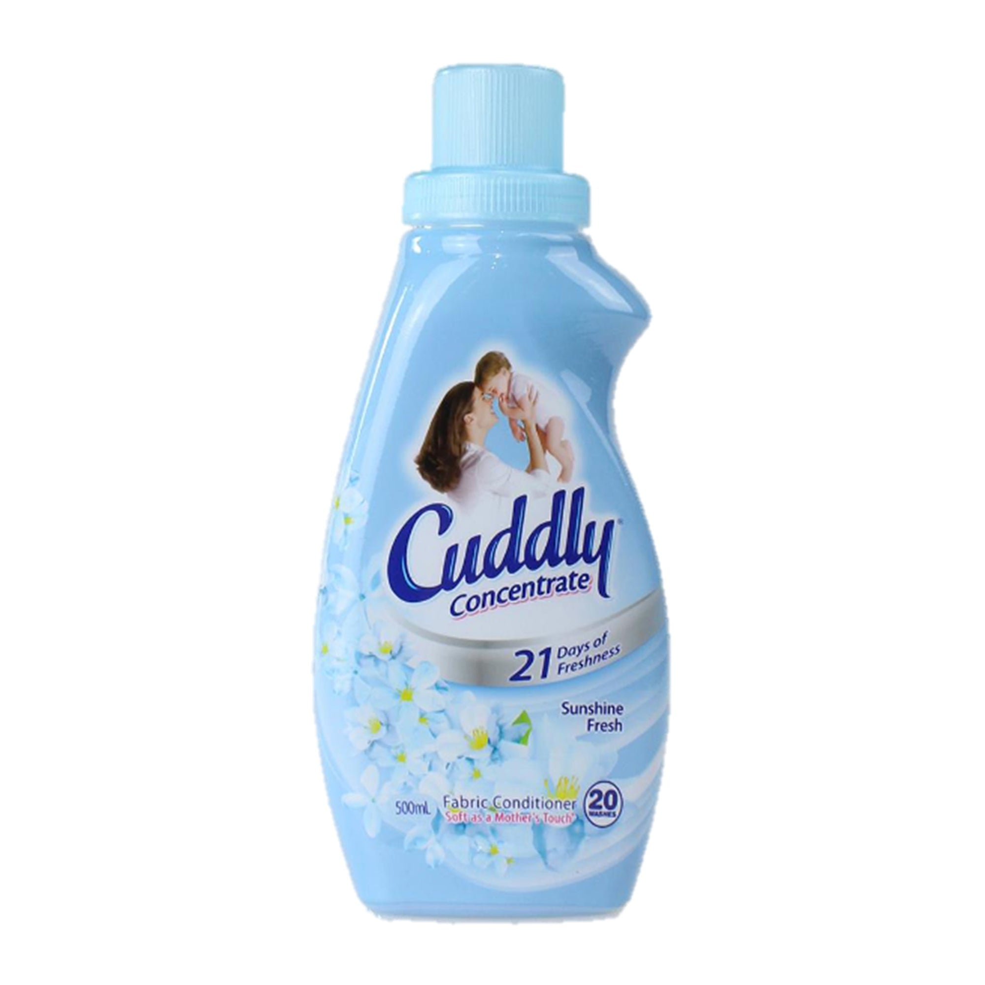 Cuddly Fabric Conditioner Sunshine 500Ml