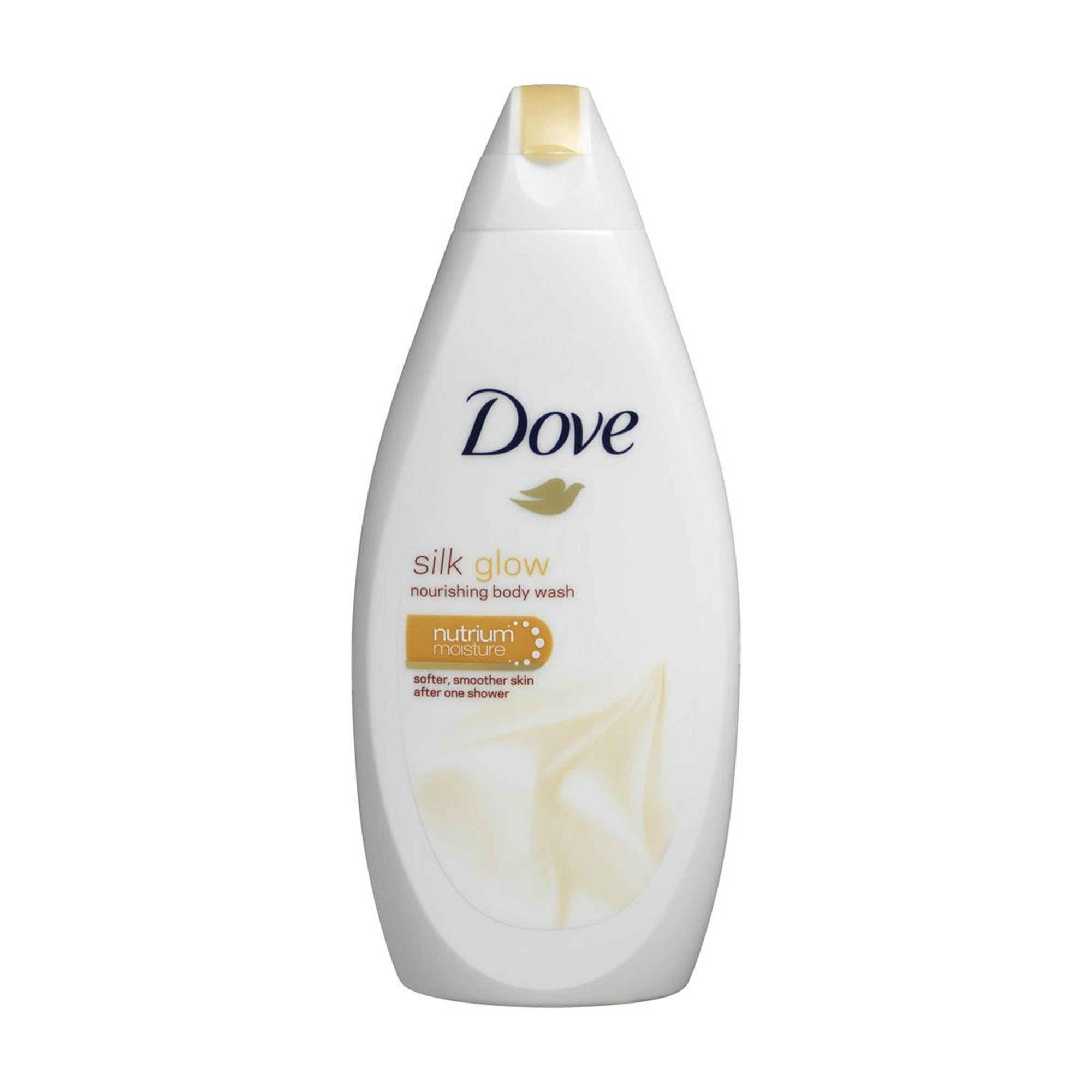 Dove Body Wash Silk Glow 500Ml