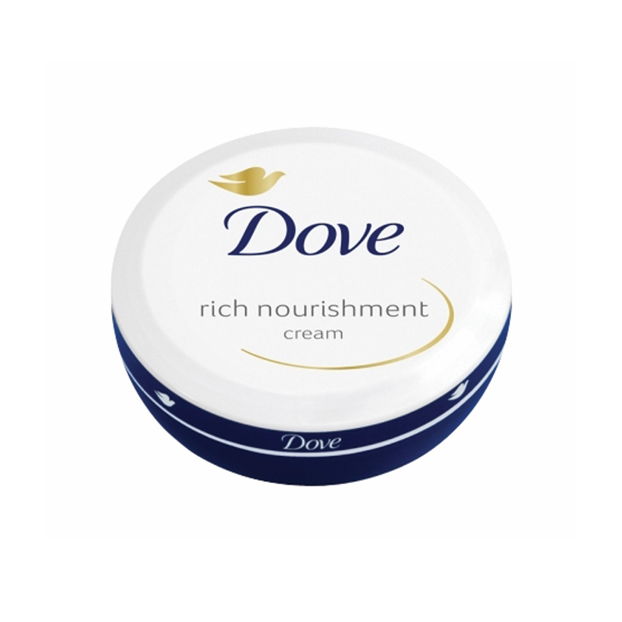 Dove Body Cream Rich Nourishment 75Ml