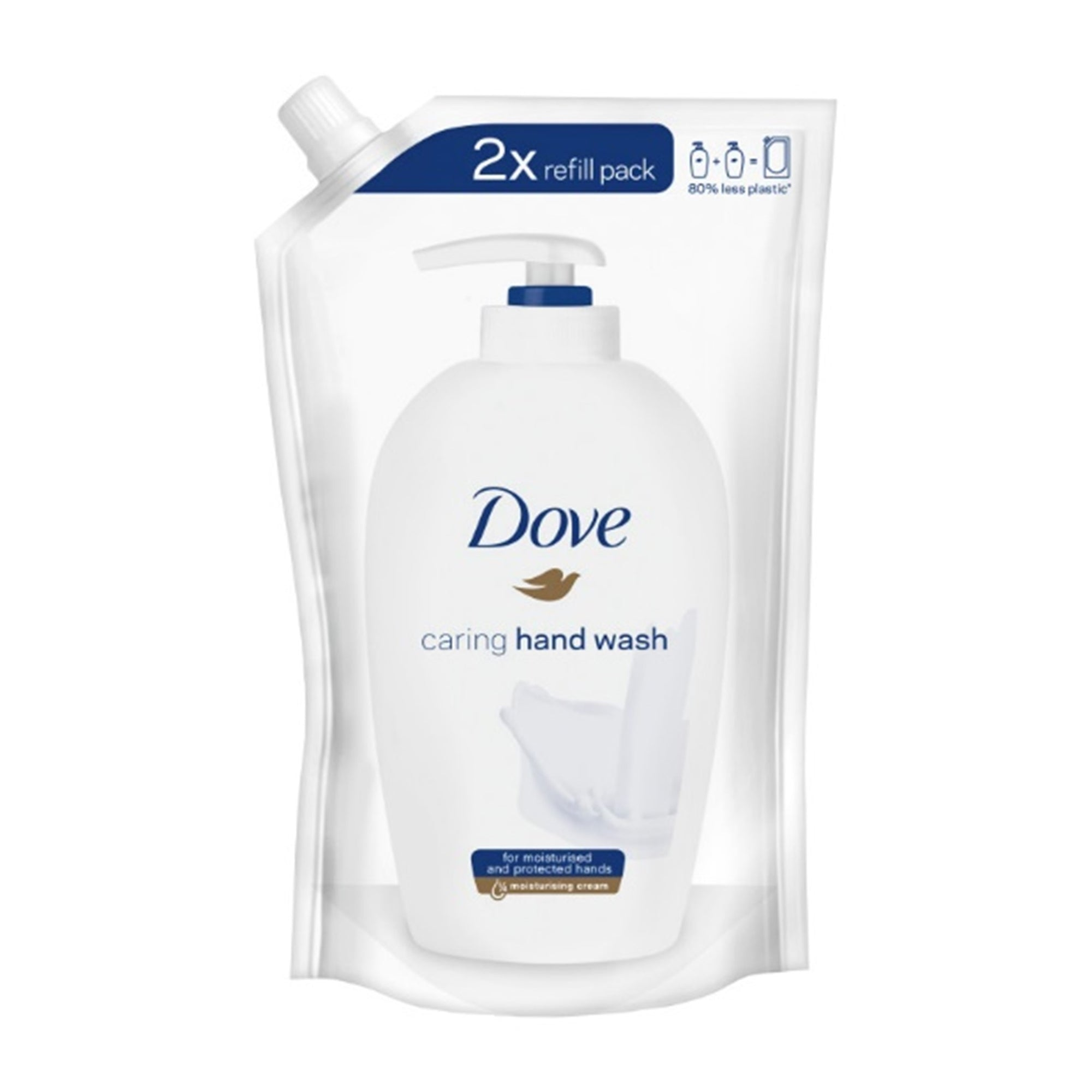 Dove Hand Wash Refill Caring 500Ml