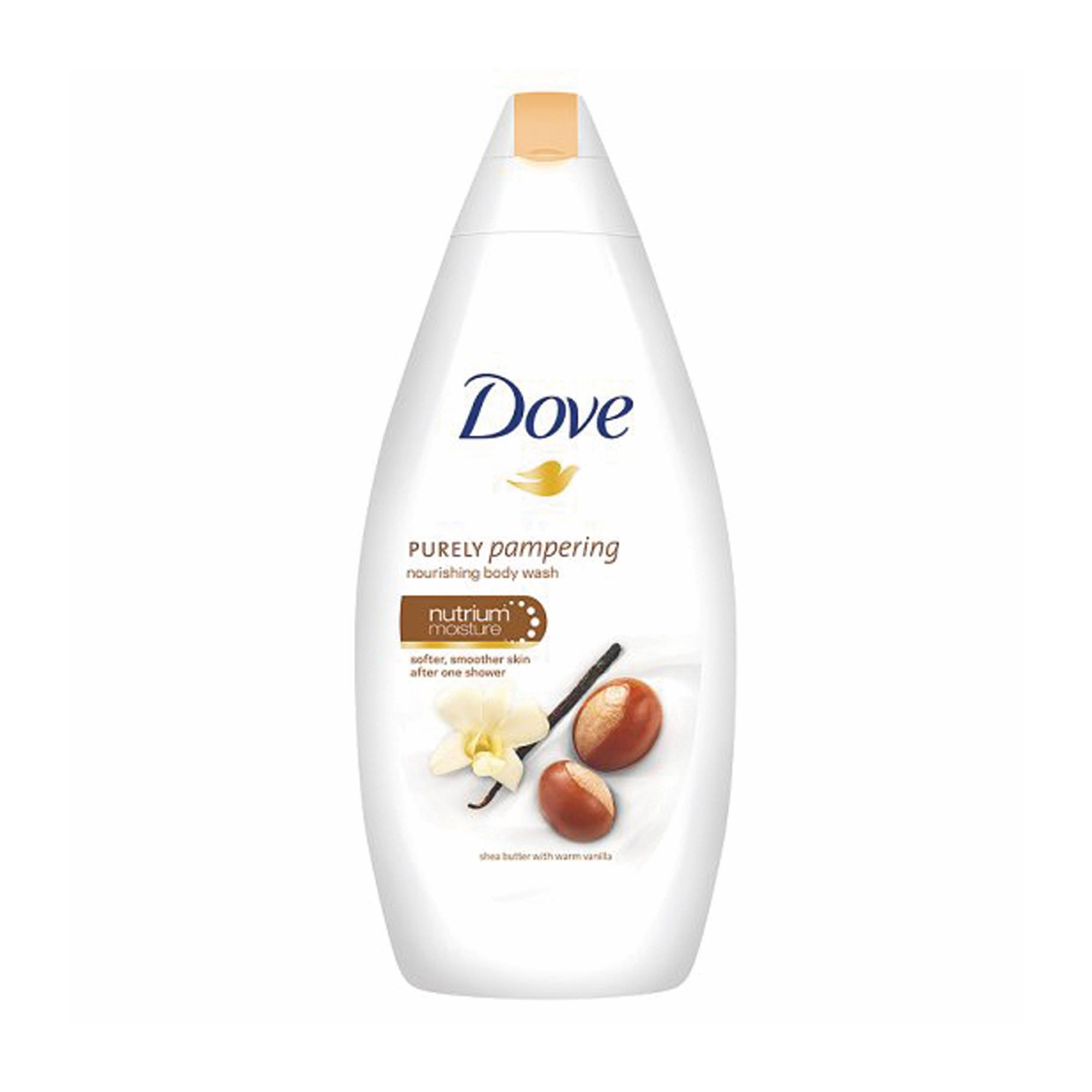 Dove Body Wash Shea Butter 500Ml
