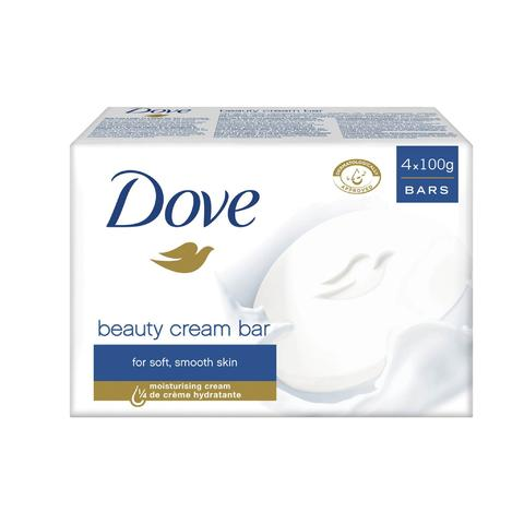 Dove Soap Original 4 x 100g