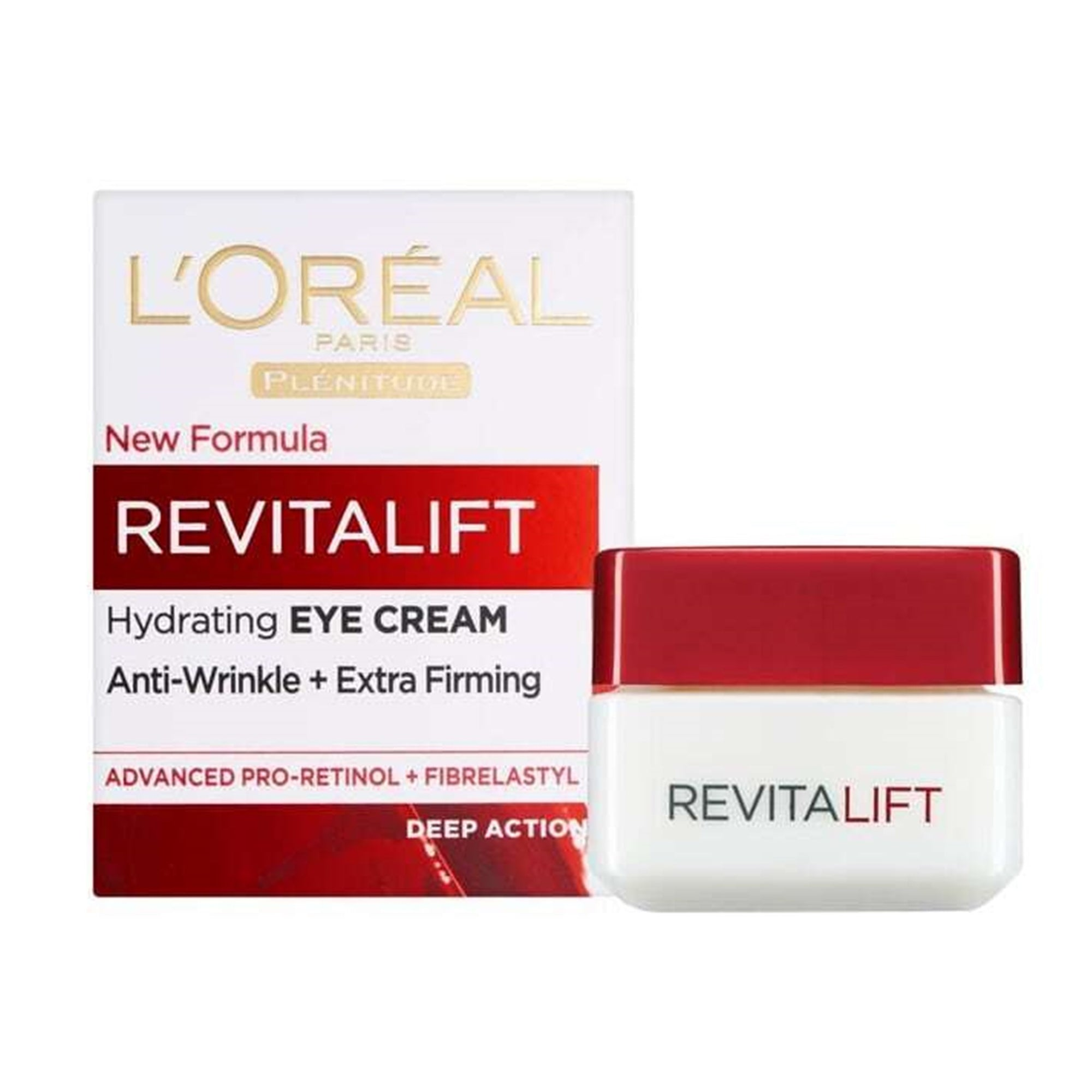 L'Oreal Revitalift Eye Cream 14G