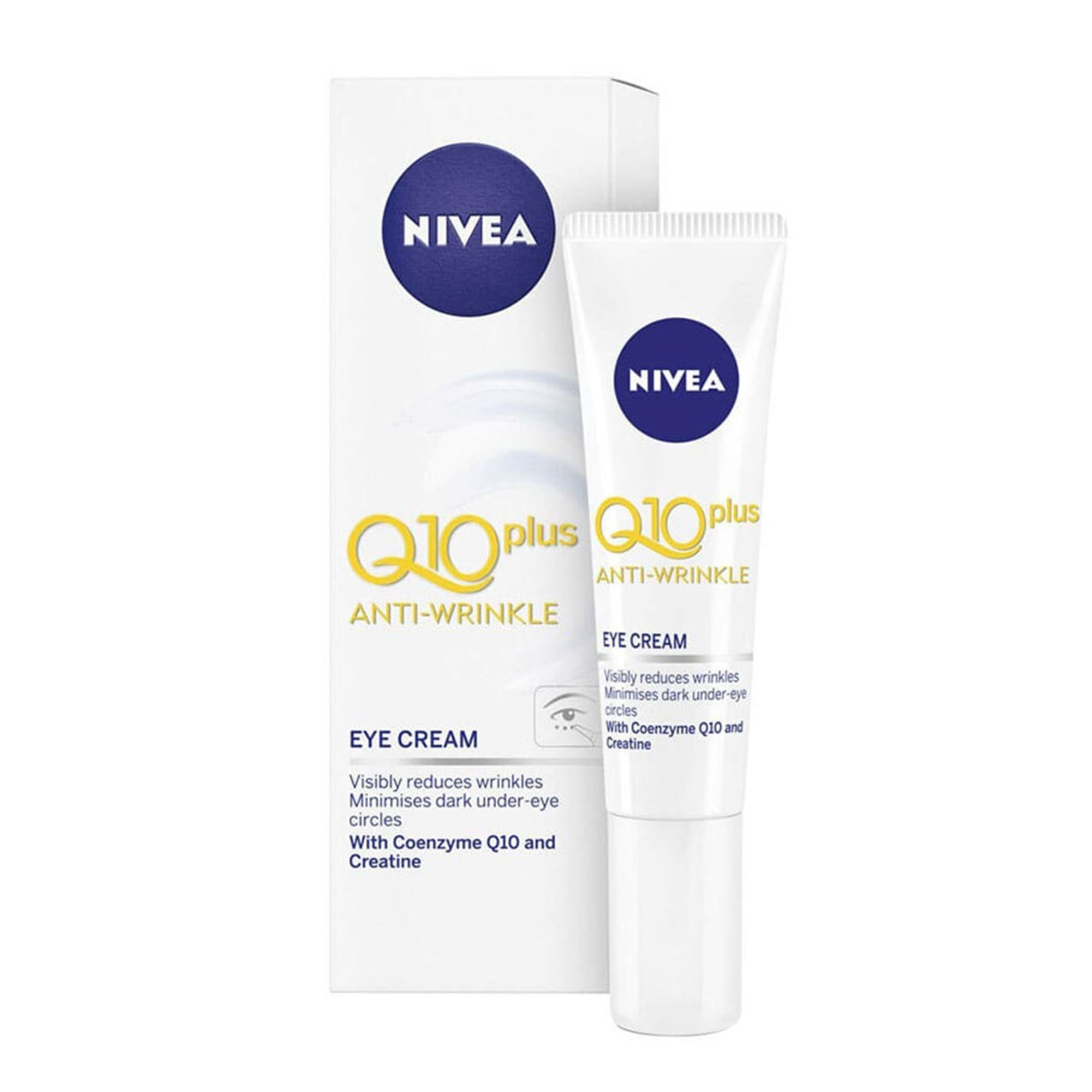 Nivea Q10+ Anti Wrinkle Eye Cream 15Ml