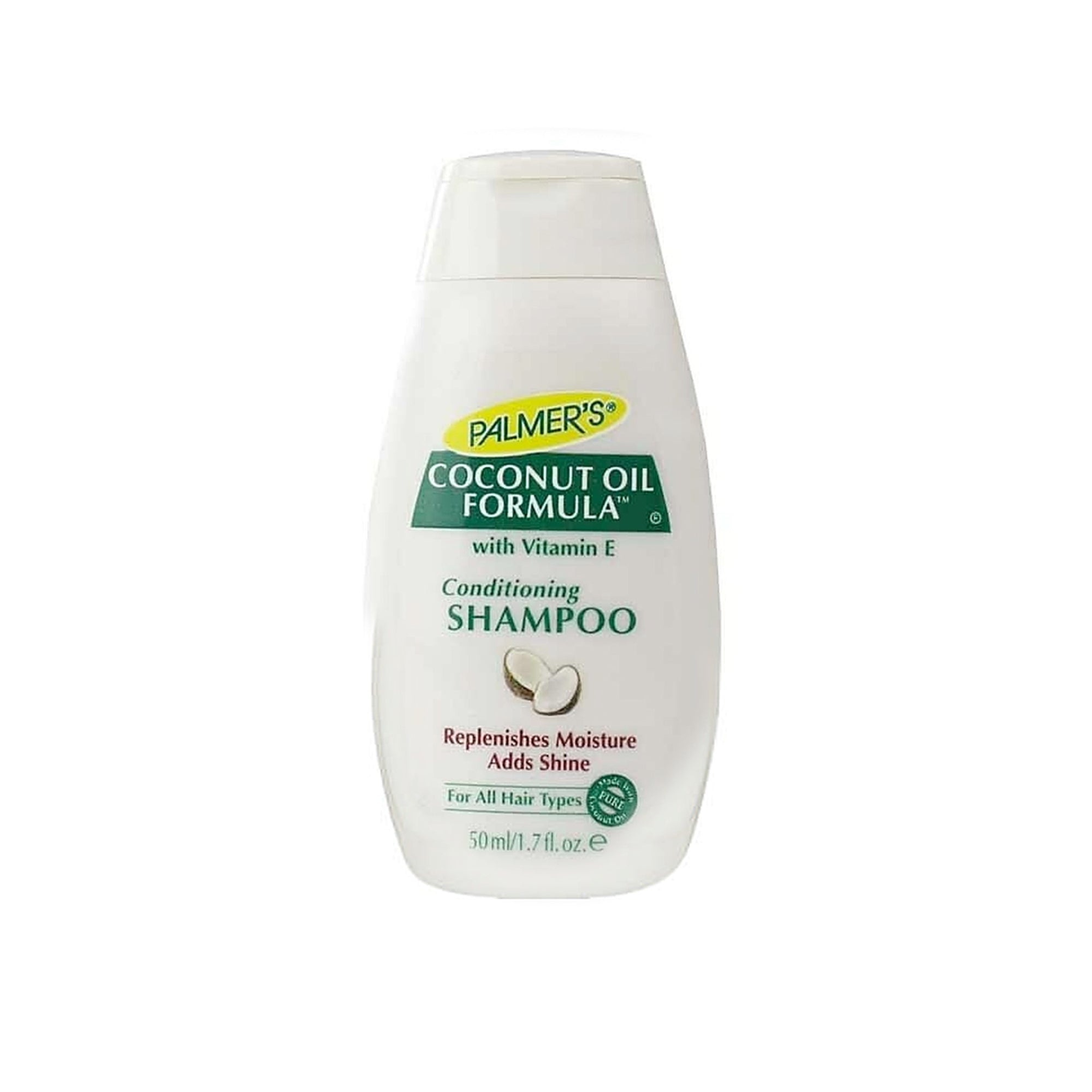 Palmers Shampoo Coconut Oil 50Ml