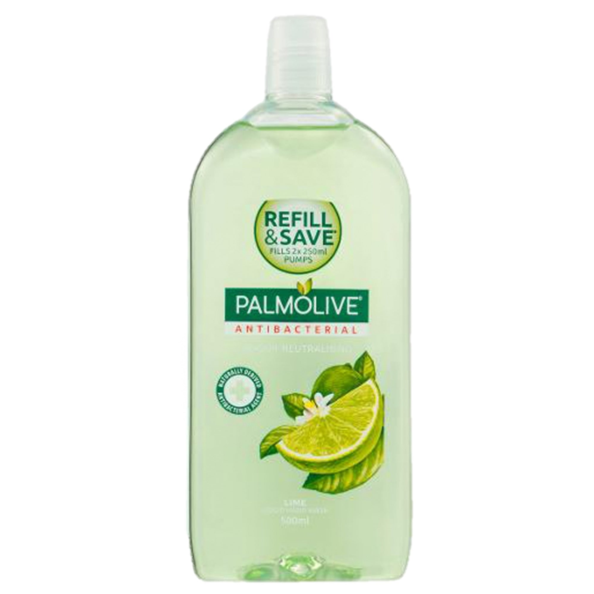 Palmolive Hand Wash Refill Lime 500Ml