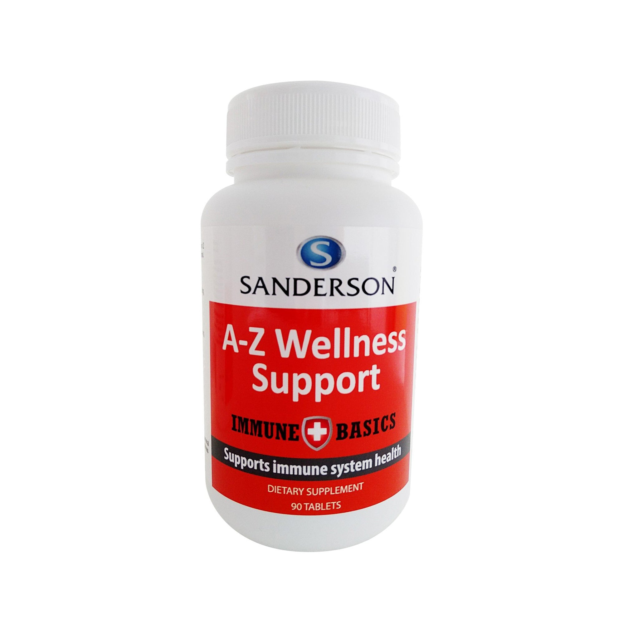 Sanderson A-Z  Wellness Support 90 Tablets