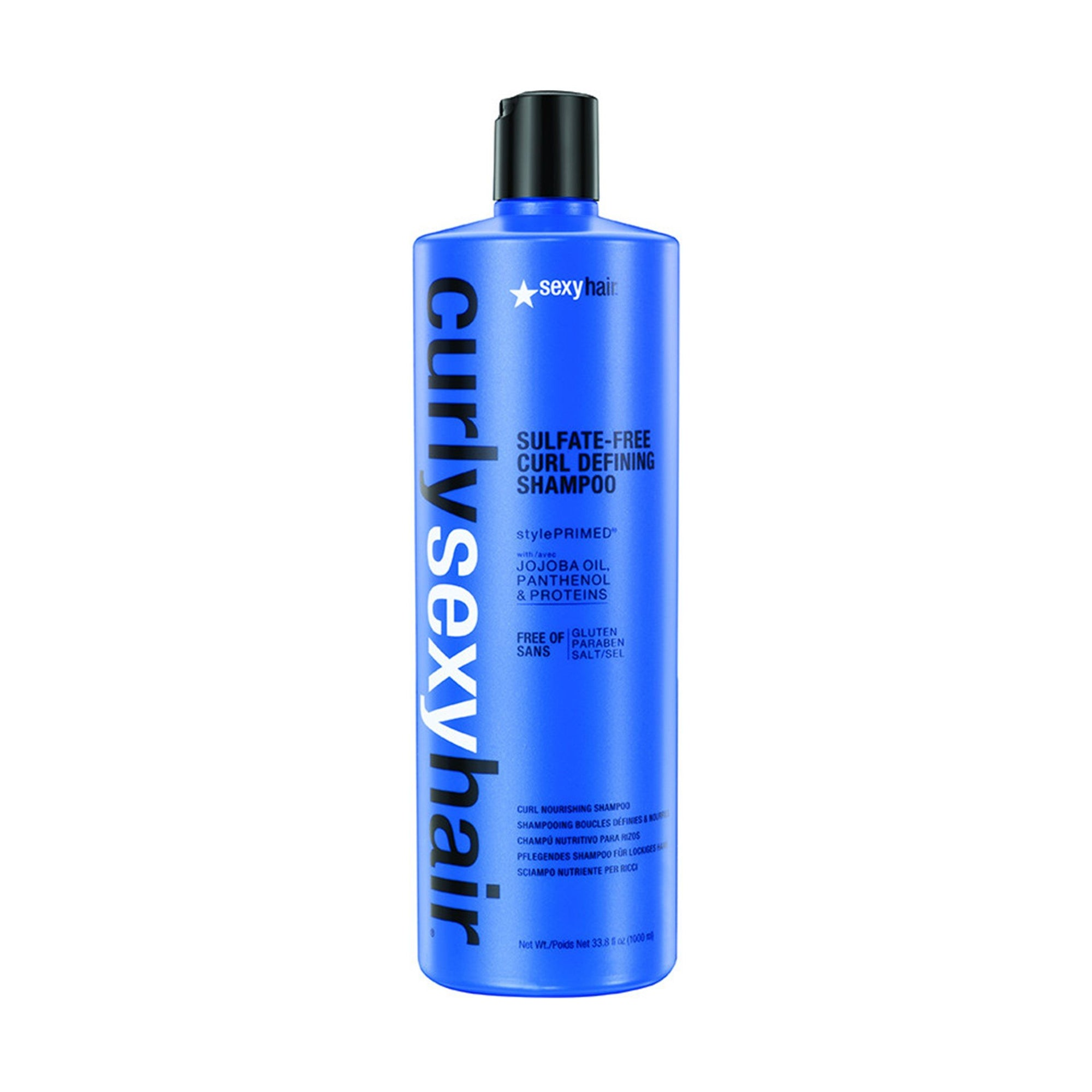 Sexy Hair Shampoo Curl Enhance 1L