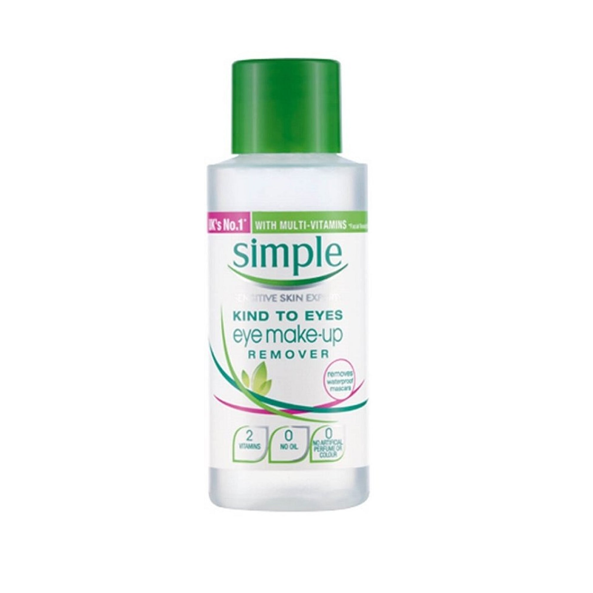Simple Eye Makeup Remover 50Ml