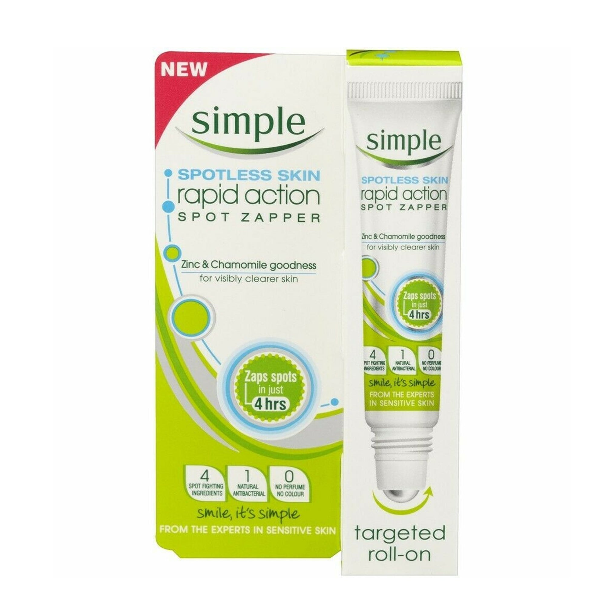 Simple Rapid Action Spot Zapper 15Ml
