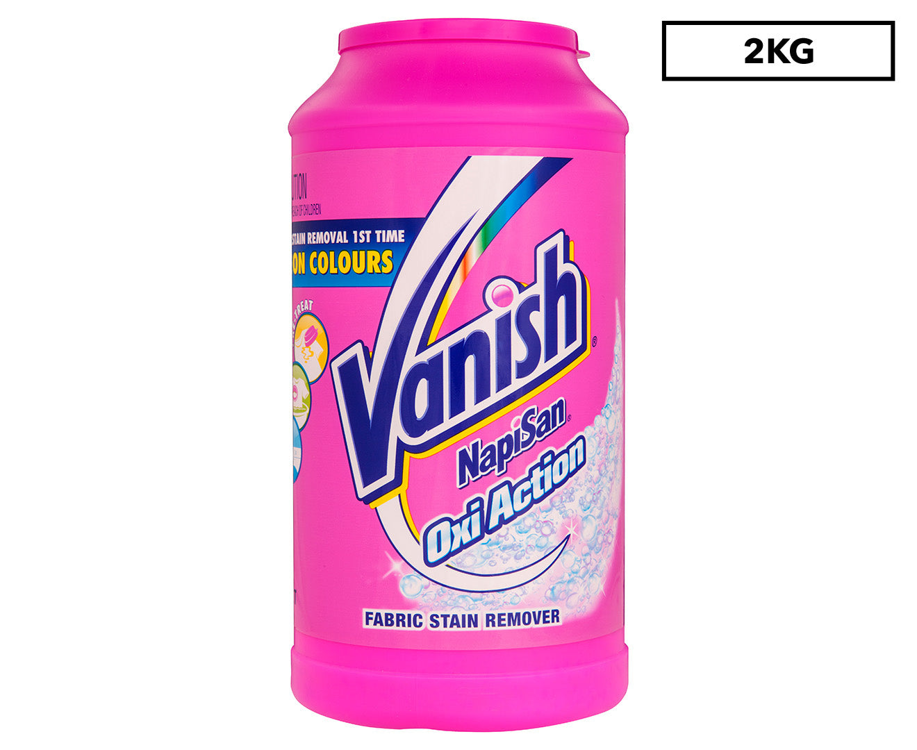 Vanish Oxi Action Stain Remover 2Kg