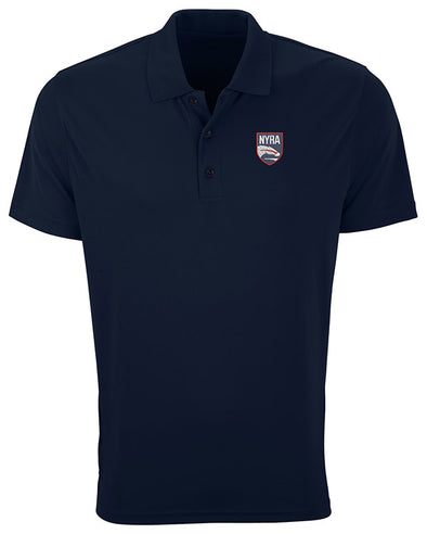 NYRA Lt Chest Logo Polo