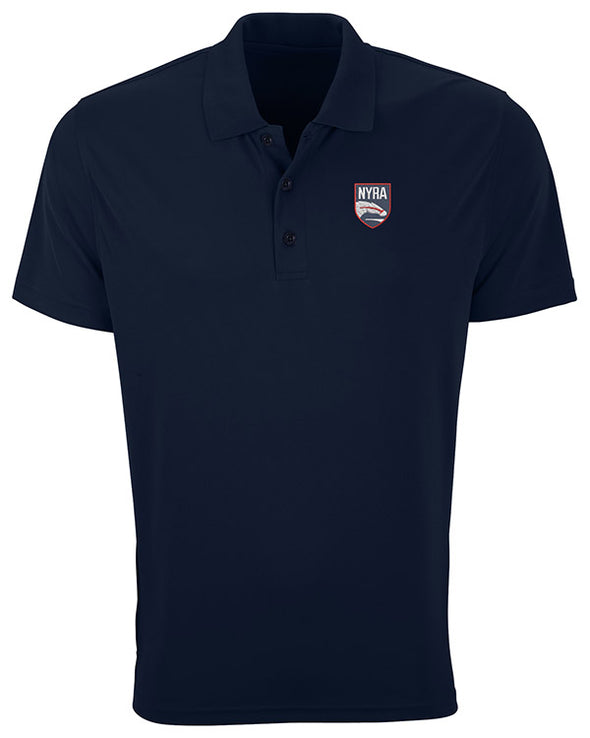 NYRA Left Chest Logo Polo