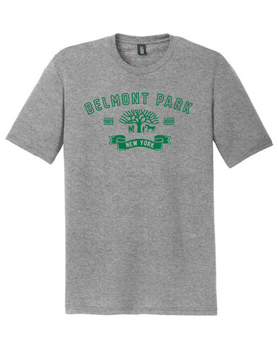 Belmont Park New York Adult T-Shirt
