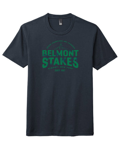 Belmont Stakes Distressed Adult T-Shirt