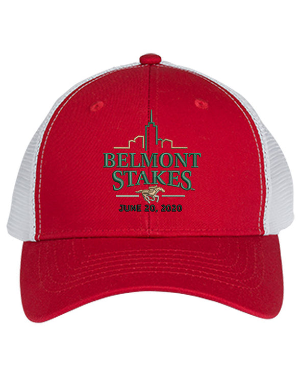 Belmont Stakes 152 Event Logo Trucker Hat