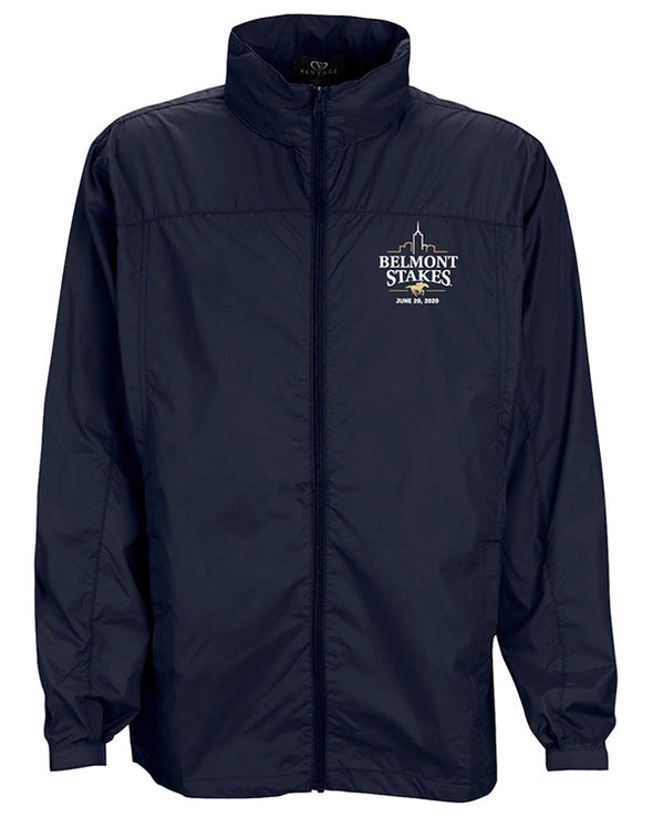 Belmont Stakes 152 Full Zip Lightweight Jacket