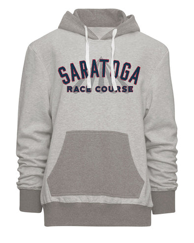 Saratoga Race Course Applique Hooded Sweatshirt