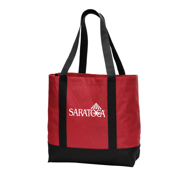 Saratoga Canvas Day Tote