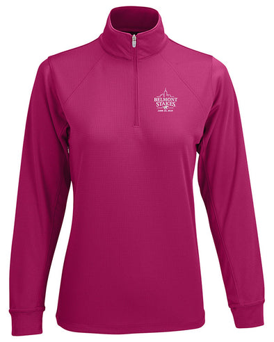 Belmont Stakes 152 Ladies Tech 1/4 Zip