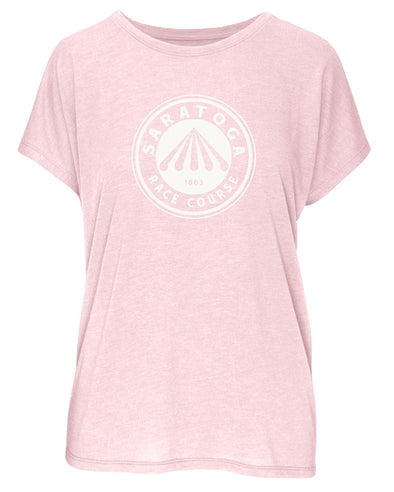 Saratoga Race Course Ladies Blossom T-Shirt