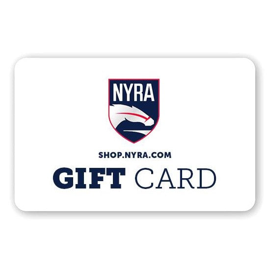 NYRA Shop Online Gift Card