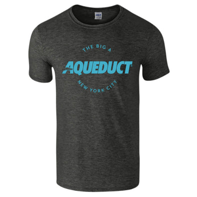 NYRA Aqueduct Big A Softstyle T-Shirt