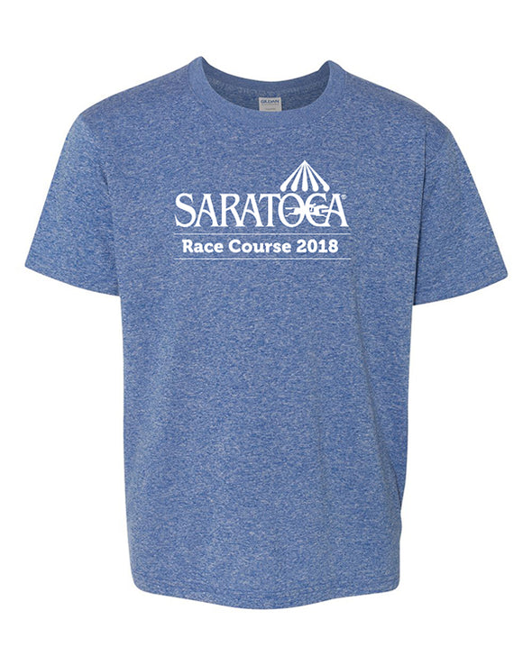 2018 Saratoga Youth Event Logo T-Shirt