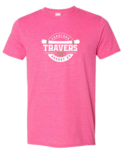 2019 Travers Stakes 150 Official Logo T-Shirt