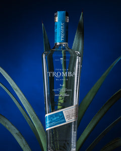 Tequila Tromba Blanco 750ml Bottle