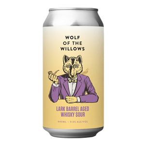 Lark Barrel Aged Whisky Sour