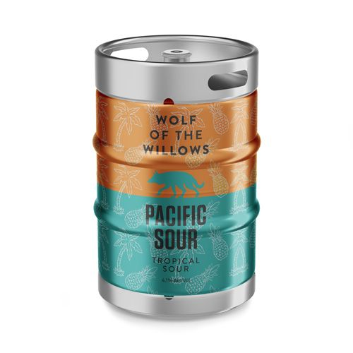 Kegs -  Pacific Sour -  Tropical Sour Beer -  30L and 50L Kegs