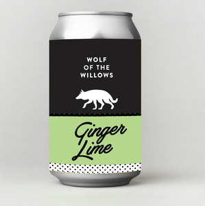 Hard Seltzer Ginger Lime