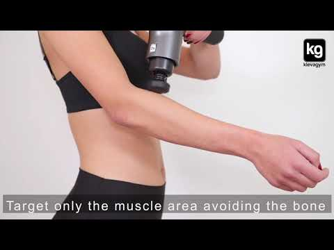 Klevagym Percussion Massage Therapy Gun