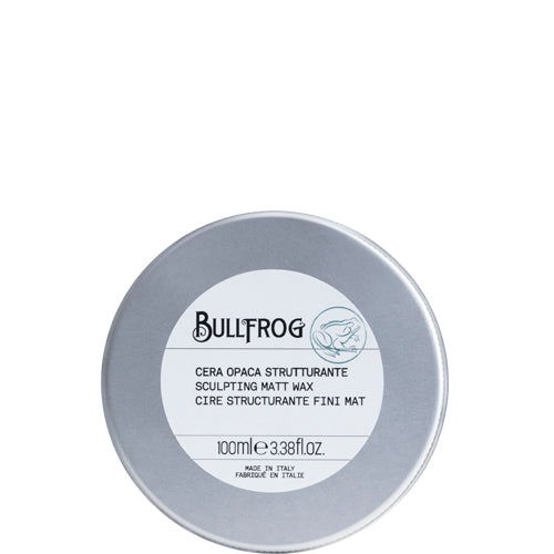 BULLFROG - Sculpting Matt Wax 100ml