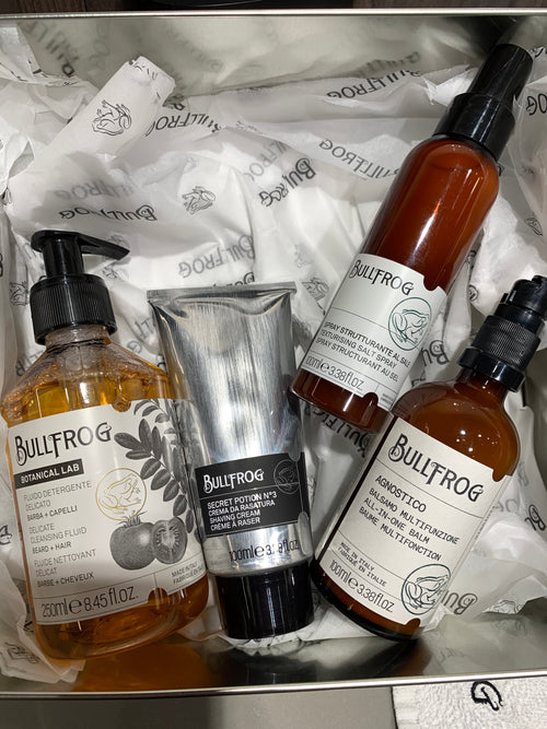 INFLUENCER GROOMING BOX