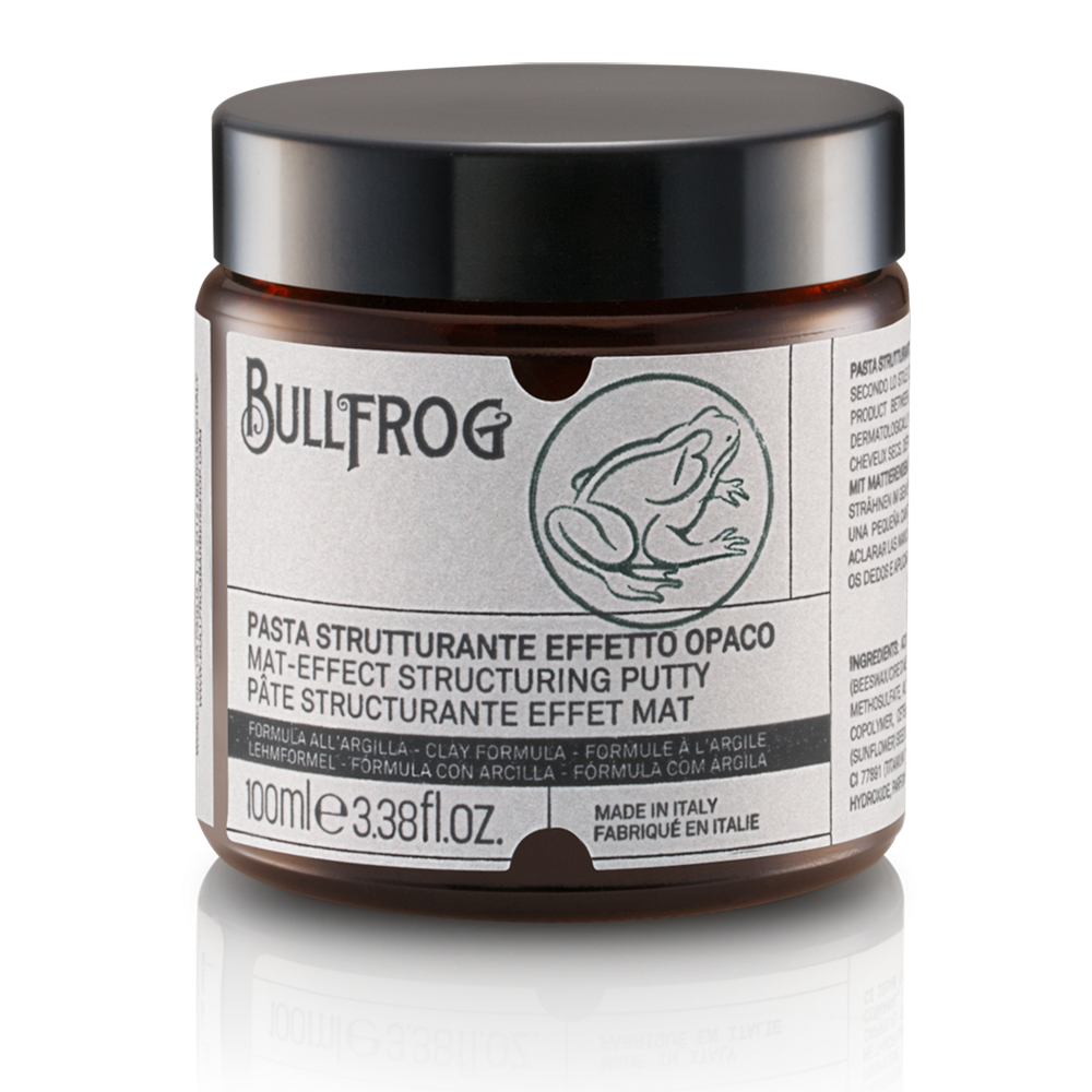 BULLFROG - Mat-Effect Structuring Paste 100ml
