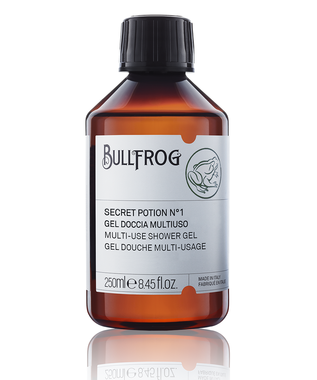 BULLFROG - All-In-One Shower Shampoo Secret Potion N.1 250ml