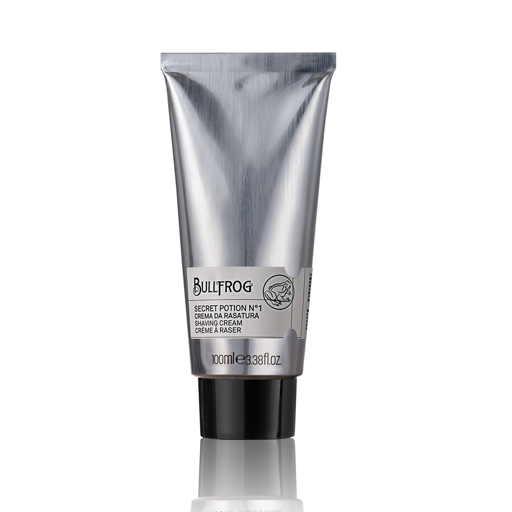 BULLFROG - Shaving Cream Secret Potion N.1  - Nomad Edition 100ml